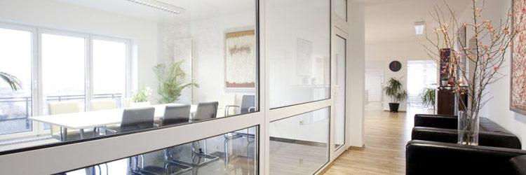Moderne Büros, Ausstellungs- und Serviceflächen im Kölner Westen / Frechen / Königsdorf